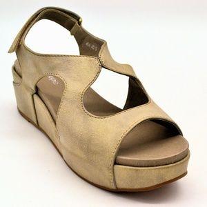 Antelope Womens Make-Up Sandal Size EUR 40 New